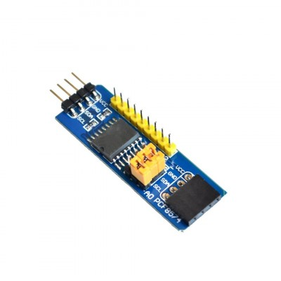 IO I2C extender module PCF8574