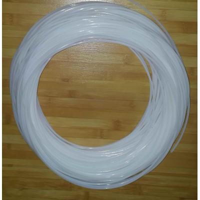 Teflon tube 4mm OD, 3mm ID - bowden - 1m