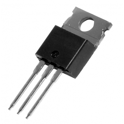 Voltage regulator L7805CV