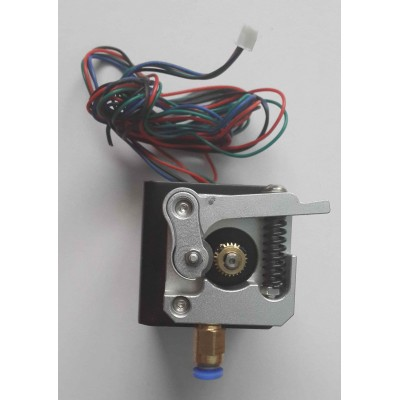 Direct drive filament pusher - bowden