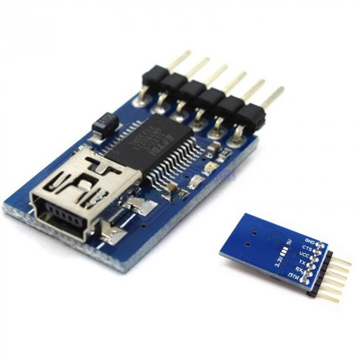 Modul USB 2.0 to TTL UART on FTDI FT232RL (programator Arduino Pro Mini)