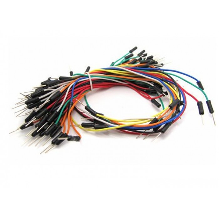 65 x Jumper wires