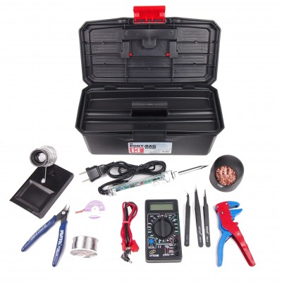 Basic tool kit for electronics
