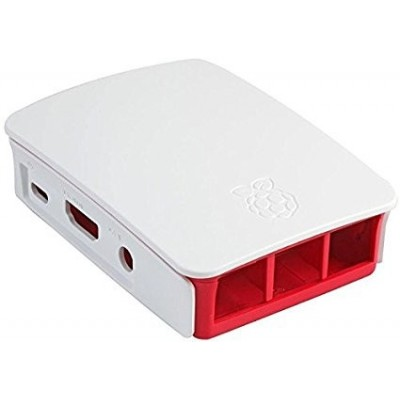 Carcasa pentru Raspberry Pi 3 - ABS - model oficial