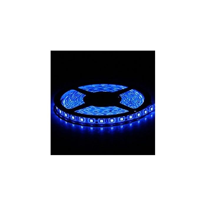 Ledstrip SMD blue 3mm - 5m - 120led/m