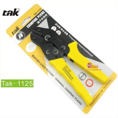 Cleste pentru sertizat papuci electrici tak-1125