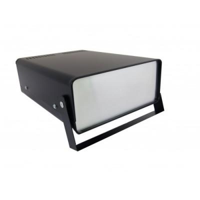 Metallic case with handle 160x210x70mm