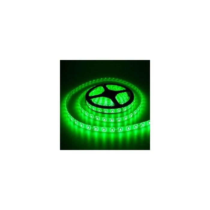 Rola leduri 2835 SMD verde 5m 60led/m