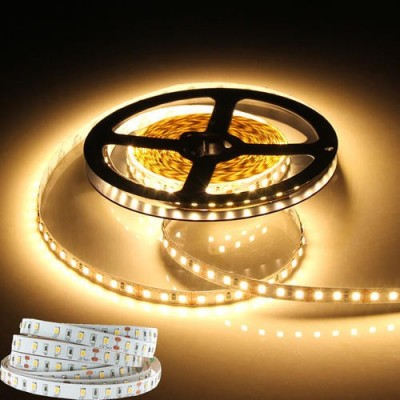 Ledstrip yellow 2835 60 led/m 5m