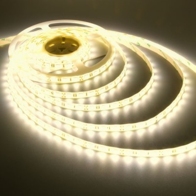 Ledstrip warm white 2835 60 led/m 5m