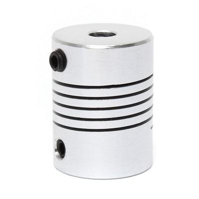 Cuplaj flexibil - Al - 5mm - 8 mm