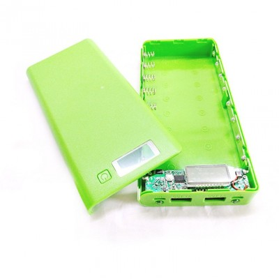Kit powerbank 8 celule cu display - DIY