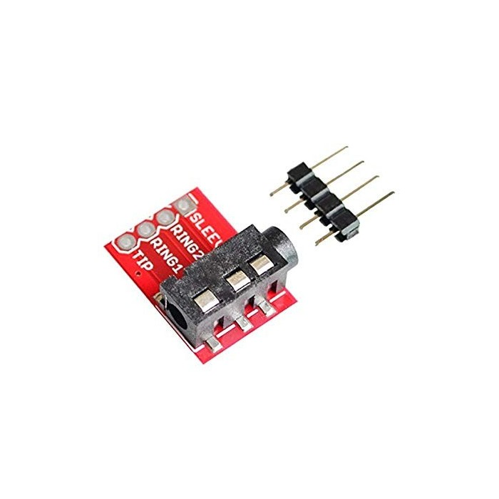 Jack audio stereo CJMCU-TRRS 3.5mm