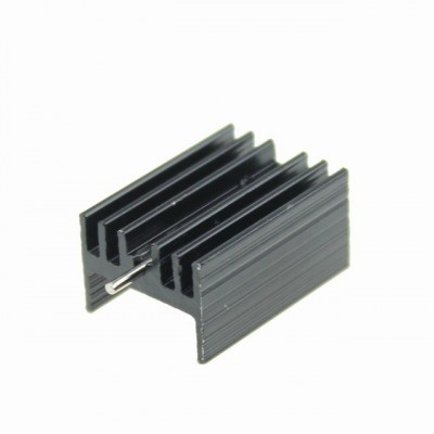 Radiator 21x15x11 mm IC Heat Sink