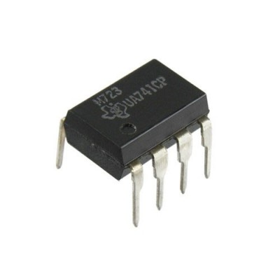 Amplificator operational UA741 - 1 canal - DIP