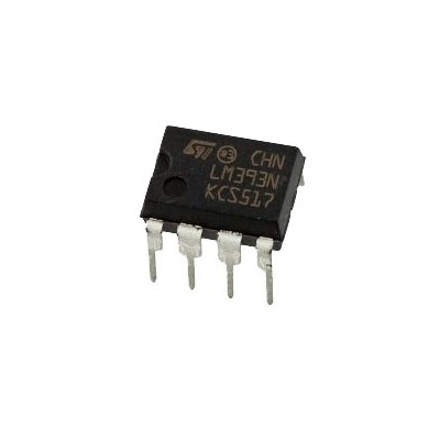 Low Offset Voltage Dual Comparators LM393