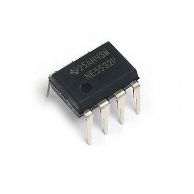 NE5532 Dual Low-Noise Operational Amplifier