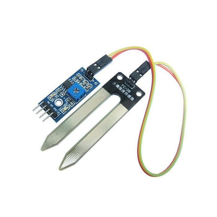 Hygrometre sensor Module - soil humidity