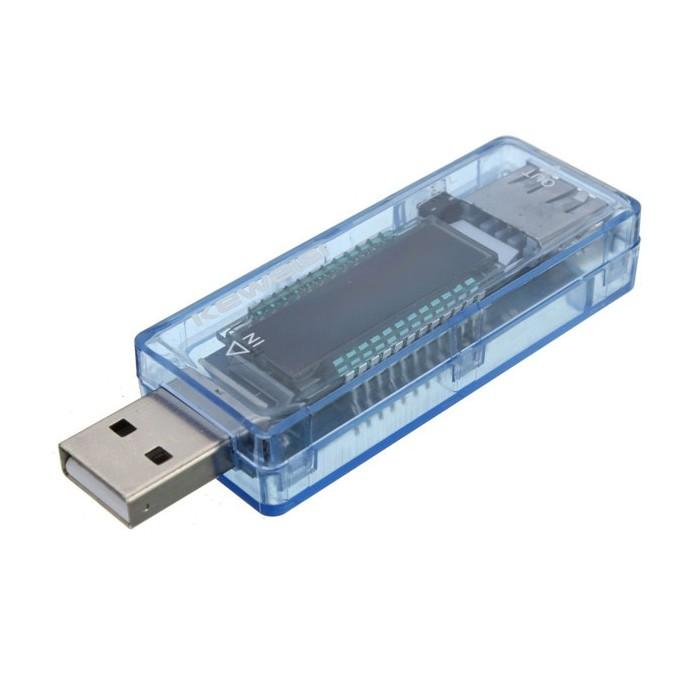 Voltmetru, ampermetru USB, 4V -20V, 3A