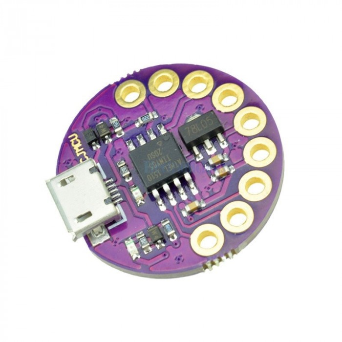Development Board Attiny85 LilyPad