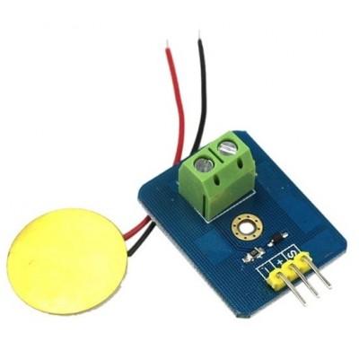 Ceramic vibration sensor