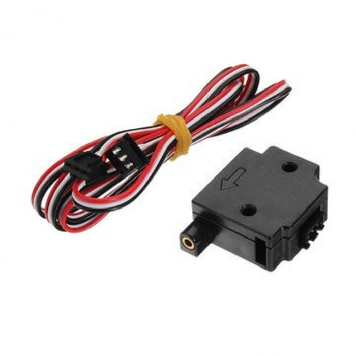 Filament runout detection sensor module