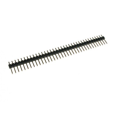 Male 40x Pin header 2.54mm
