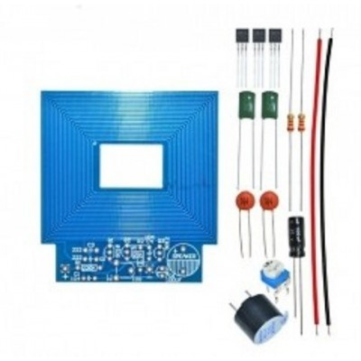 Kit DIY detector de metale simplu