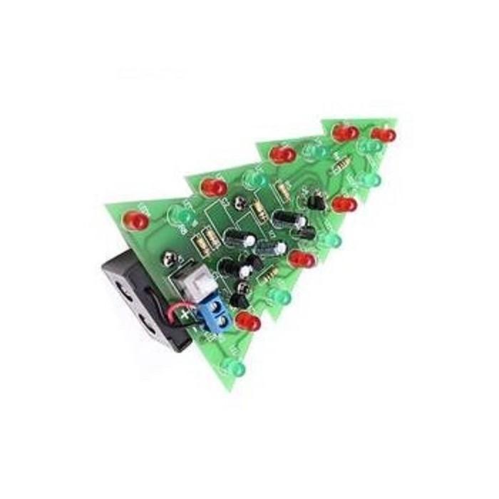 3D Christmas Tree DIY Kit