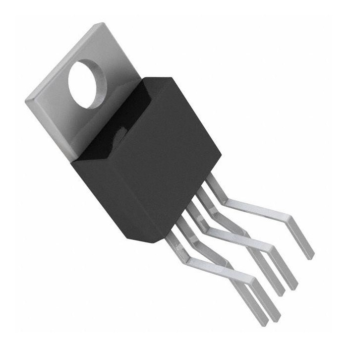 Adjustable voltage and current regulator L200C