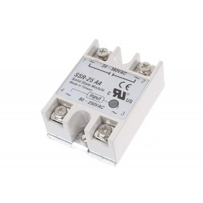 Solid State Relay 25A-90A AA