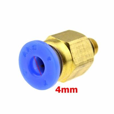 Pneumatic connector