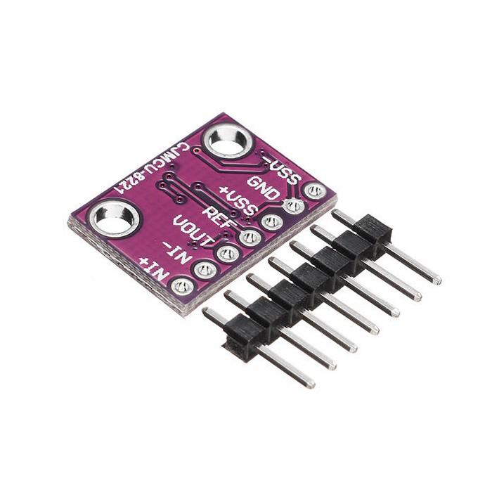 AD8221AR Modul Amplificator de Instrumentație de Precizie