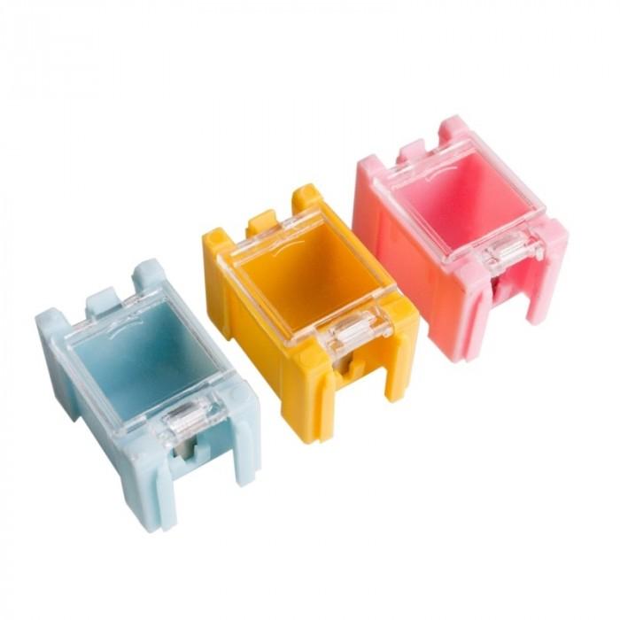 Cutie depozitare pentru componente electronice 25x31.5x21.5 mm