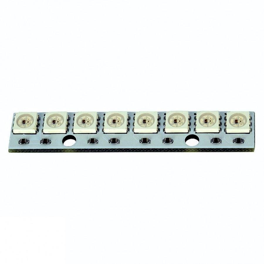 WS2812 neopixel bar 8 LEDs - ARDUSHOP