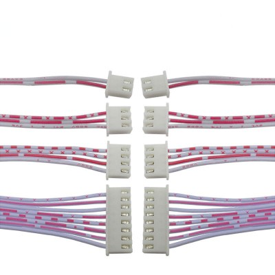 Cablu cu conector XH2.54 tata la ambele capete