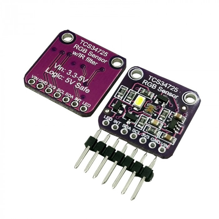 TCS34725 RGB Color Sensor Module