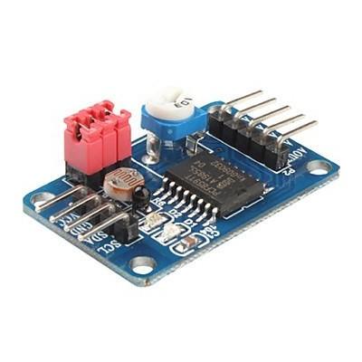 Modul convertor AD/DA PCF8591 cu Fotorezistor și Termistor