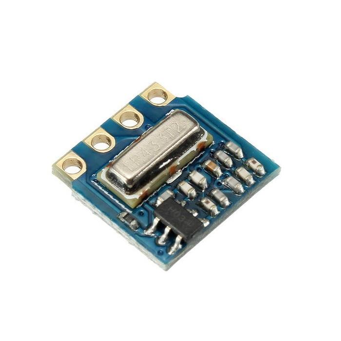 H34A 433 MHz mini transmitter module