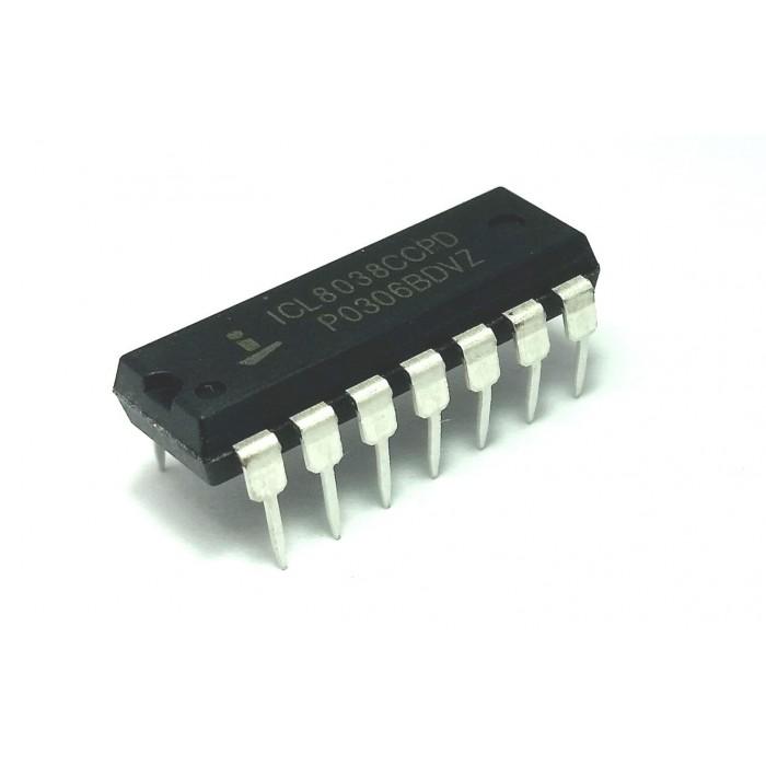 ICL8038CCPD Waveform Generator