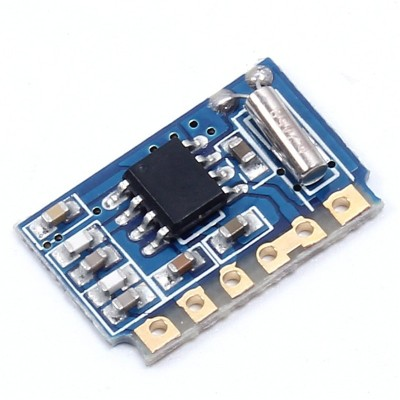 433 MHz High Sensitivity Receiver LR45A Module