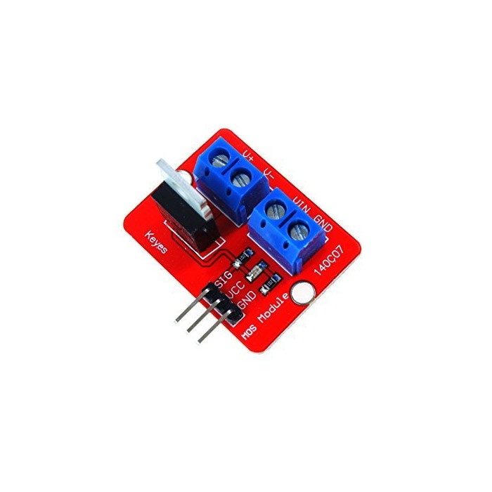 Modul cu tranzistor de putere IRF520