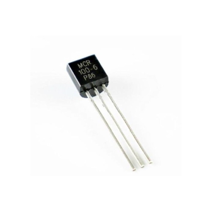 Tiristor MCR100-6