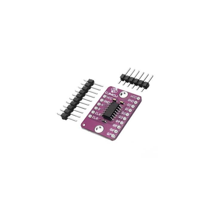 Modul registru de deplasare pe 8 Biți SN74HC164D