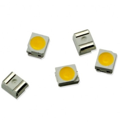 LED 1210 alb