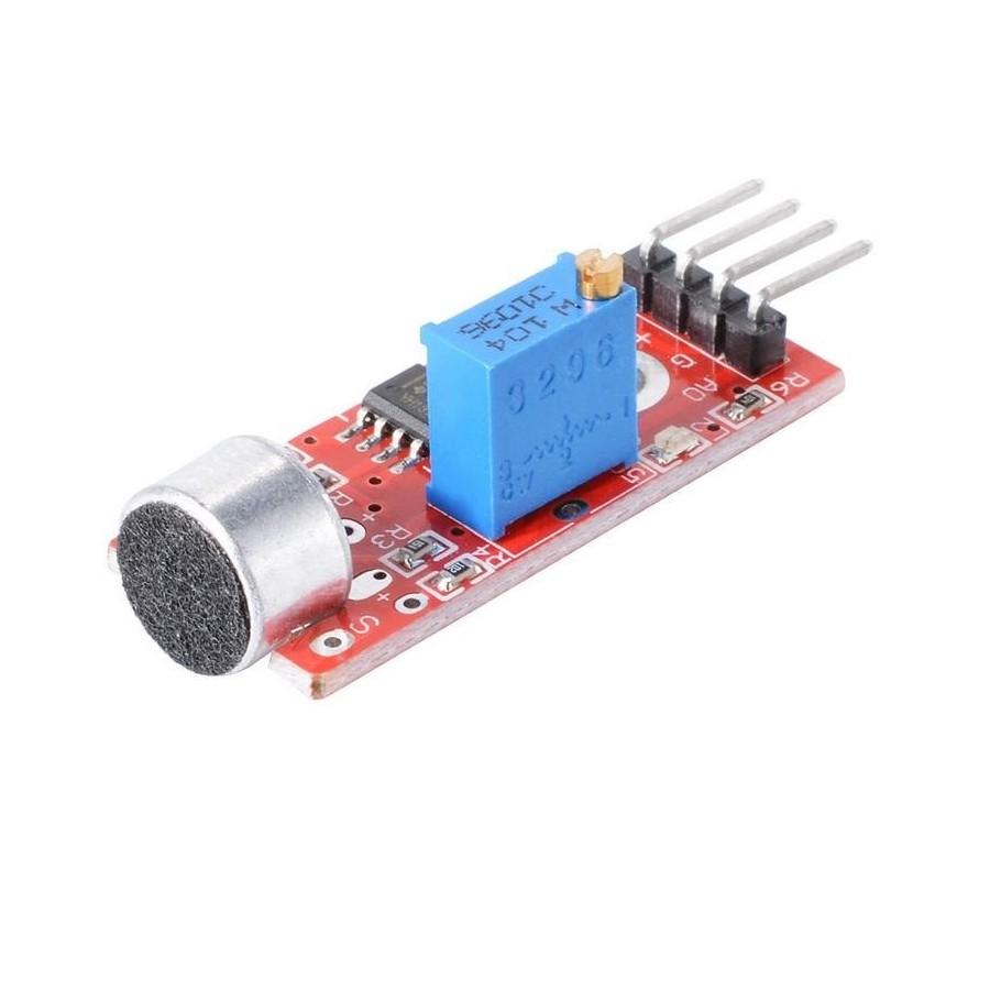 High Sensitivity Sound detection Microphone Module KY-037 - ARDUSHOP
