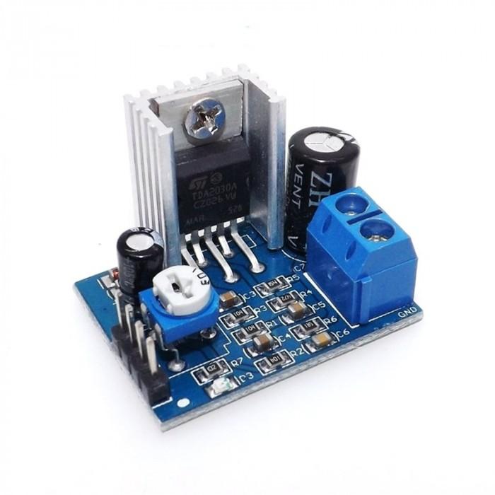 Modul amplificator audio TDA2030