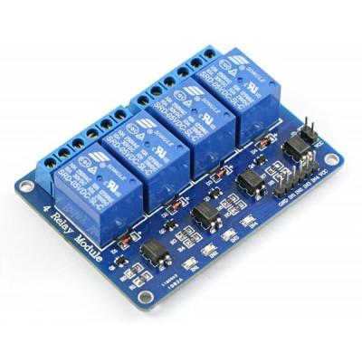 Relay Module 4 channels