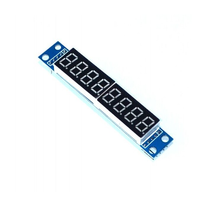 Modul display LED cu 8 cifre MAX7219