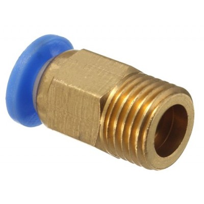 Pneumatic connector 4mm - M5